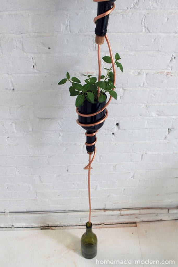 10 Space-Saving Planter Ideas
