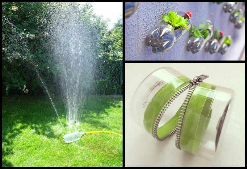 Plastic bottles easy diy for all for Interesting recycling ideas