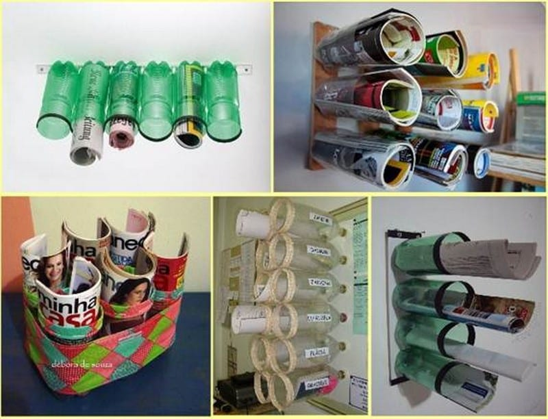 Fun and creative crafts with recycled plastic soda bottles for Creative ideas using plastic bottles