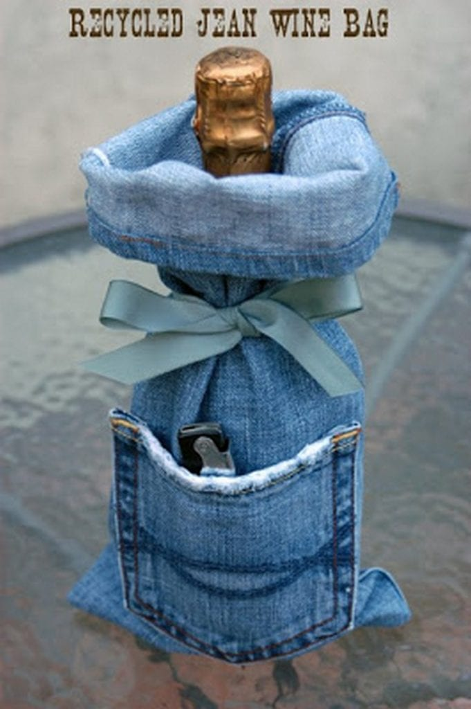 Repurposed Jeans