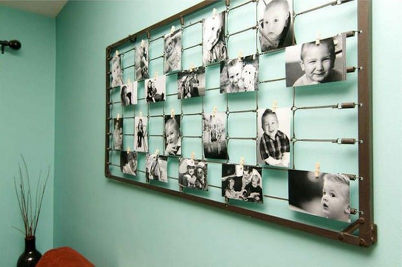 Creative Photo Displays