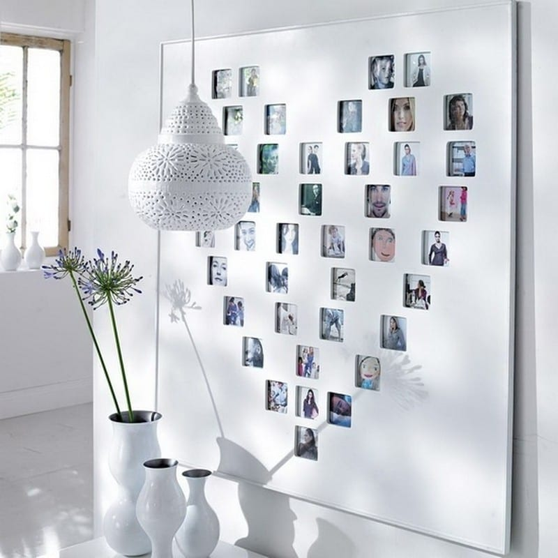 Creative Photography Displays: Creative Ways To Display Photos