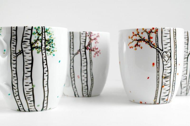 DIY Mug Art