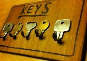 Creative Key Holder Ideas